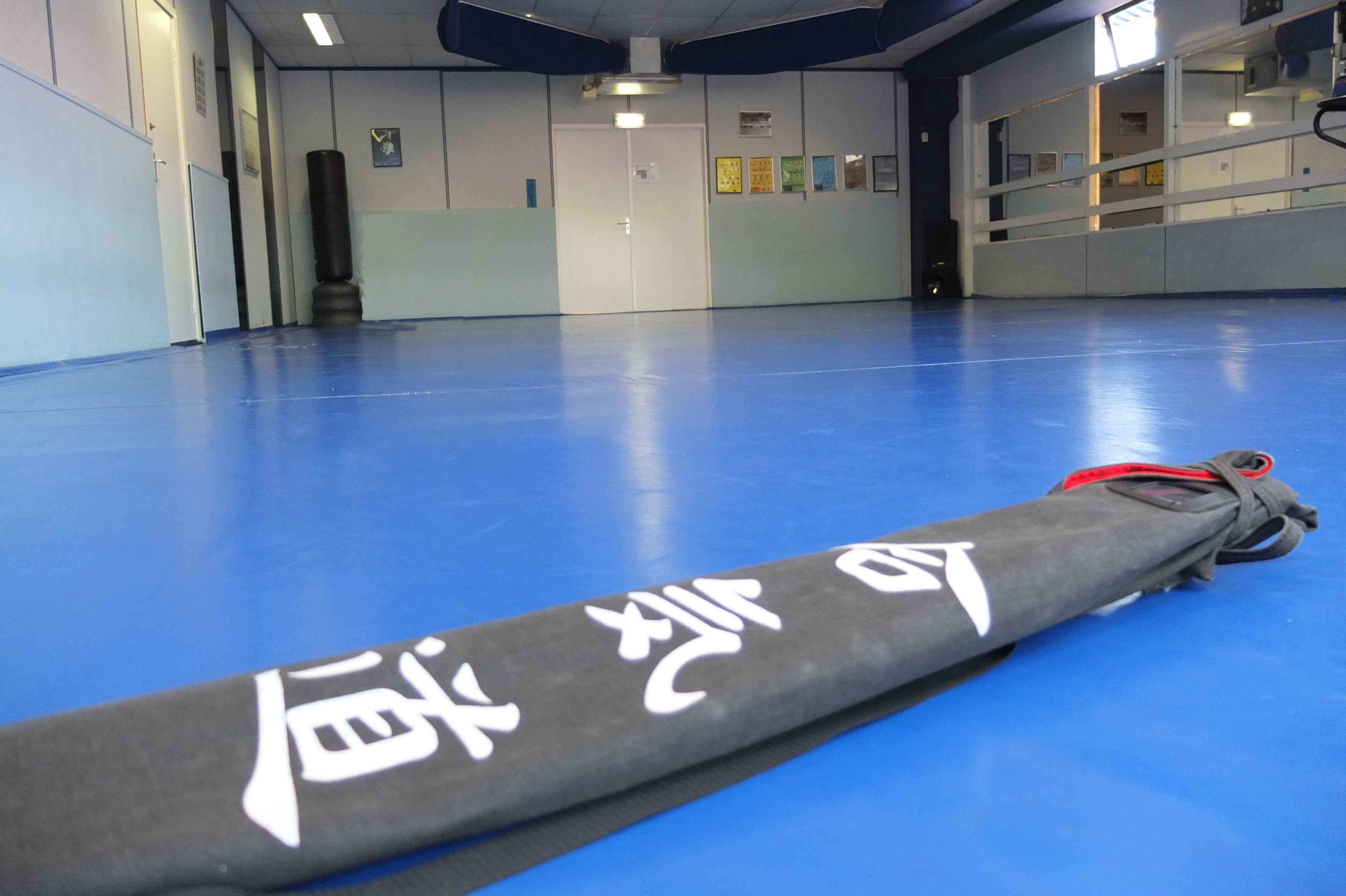 De plek om aikido te leren!