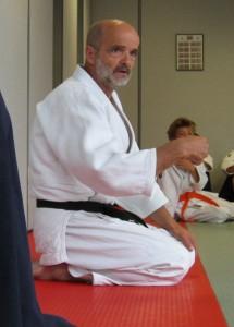 Willem van Doorn Sensei Aikido vlaardingen